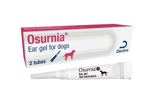 Dechra launches two-tube Osurnia