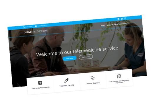 New ophthalmology telemedicine referral service