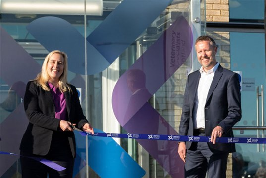 New referral centre opens in Livingston