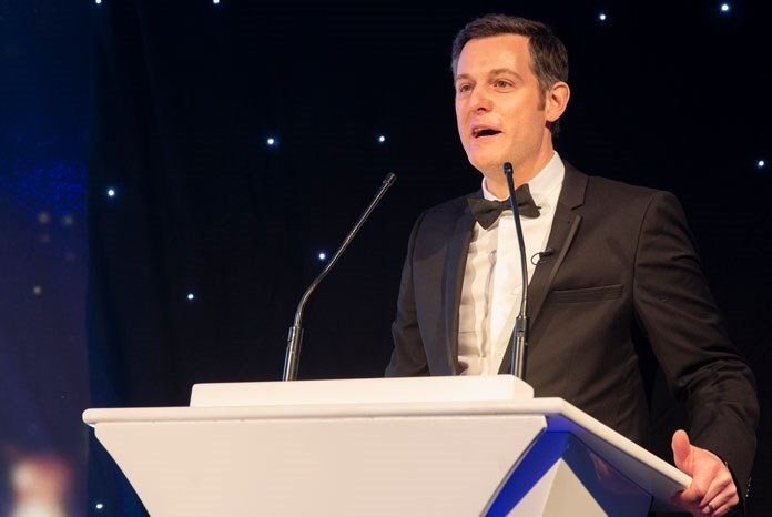 Matt Baker, presenter of The One Show and Countryfile, will be hosting the Ceva Animal Welfare Awards
