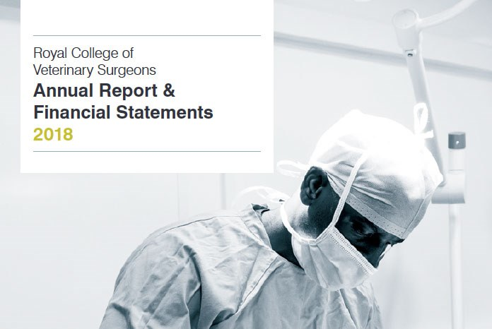 The RCVS has published its Annual Report and Financial Statements for 2018