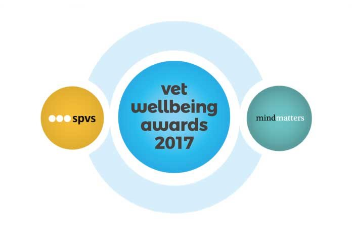 The Society for Practising Veterinary Surgeons (SPVS) and the Mind Matters Initiative (MMI) have extended the deadline for this year's Vet Wellbeing Awards nominations to Friday 15 December 2017.